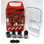 Kit Para Micro Retifica 175pc Black&decker Padrão Dremel