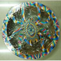 Carretilha Para Pipa De Madeira 45cm Adesivada Corte/laser