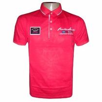 Camisa Polo Paul & Shark Vermelha Ps55 - Frete Grátis!