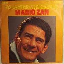 Lp / Vinil Sertanejo: Mario Zan - Os Grandes Sucessos - 1963