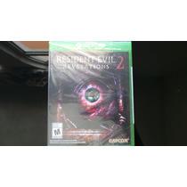 Resident Evil Revelations Xbox One Nuevo, Sellado