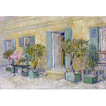 Lienzo Tela Restaurante De Asnières Vincent Van Gogh 50x70