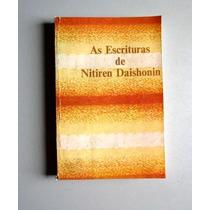As Escrituras De Nitiren Daishonin - Volume Iii