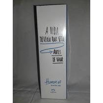 Kit Perfume Humor Natura 25 Ml- Ganhe Amostra Gratis