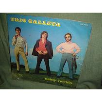 Trio Galleta Estoy Herido 1970 Rock Argentino Lp Vinilo