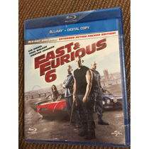 Rápidos Y Furiosos 6 Vin Diesel Paul Walker Dwayne Johnson