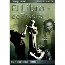 Dvd Libro De Piedra ( 1969 ) Carlos Enrique Taboada / Marga