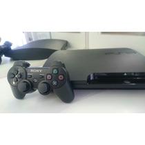 Playstation 3 Slim 160 Gb + Gta Grand Theft Auto V 5