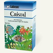 Labcon Cristal 15ml Floculador Para Aquários Agua Doce