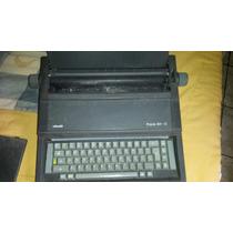 Máquina De Escrever Elétrica Olivetti Praxis