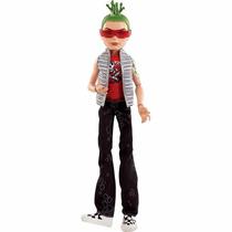 Monster High Boneca Deuce Gorgon Olhar Assustador Mattel