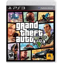 °° Grand Theft Auto V Gta 5 Para Ps3 °° En Bnkshop