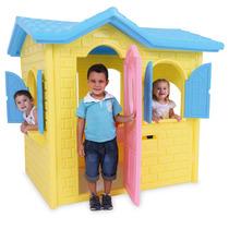 Casa Infantil Tropical Plus Creme - Xalingo