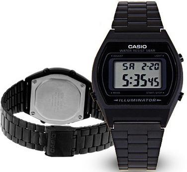 656f66482d5 Relógio Casio Unissex B640 Preto Pronta Entrega Novo Promoçã - R  400