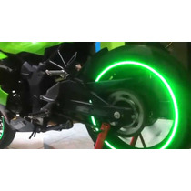 Cinta Reflejante Para Rin De Motocicleta Stickywow