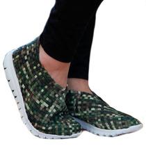 Heyas Gandul - Zapatillas Elastizadas Mujer - Araquina