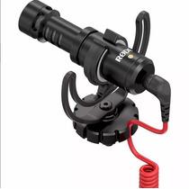 Microfone Rode Videomicro Compacto Cameras/filmadoras