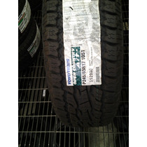 Neumatico 245/65/17 Toyo Open Country At-2 100% Nuevas