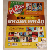 Revista Placar Especial - Guia Brasileirão 2009 - 2º Turno