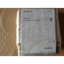 Radio Sony Cdx-g1050u Am/ Fm/ Mp3/ Usb/ Aux Sem Caixa Novo