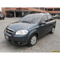Chevrolet Aveo Lt - Sincronico