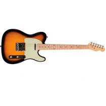 Guitarra Telecaster Michael Gm385 Vs 6 Cordas Corpo Em Bassw