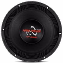 Woofer Hard Power Hp2550 2550w Rms Black Hp 2550 Modelo Novo