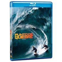 Punto De Quiebre Point Break , Pelicula En Blu-ray + Dvd