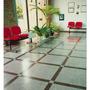 Mosaico Granitico Bicapa Pulido De 30x30