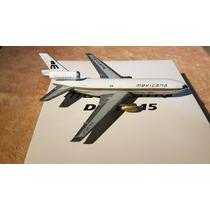 Mexicana Dc-10 Escala 1/400 De Gemini Jets --rebajado--