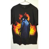 Wwe Playera Authentic The Undertaker (talla Mediana)