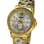 Reloj Sweet Acero Dorad Swarovski Garantia12m Tienda Oficial