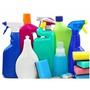 Formulas Químicas Productos De Limpieza!