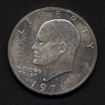 Guardia Imp. Estados Unidos 1 Dolar 1971 San Francisco Cu-ni