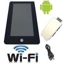 Tablet M7206 Hx Eletrônicos Android 2.3.3 Pronta Entrega