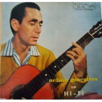 Lp Nelson Gonçalves Em Hi-fi Rca 1959 Original Capa Dura
