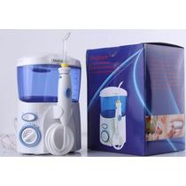 Irrigador Higiene Limpeza Bucal Oral Care Branco Azul 220v