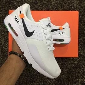 ... inexpensive tenis zapatillas nike air max zero blanco negro mujer hombre  149.900 en mercado libre 753f1 23149c85079de