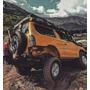 Body Lift Para Toyota Meru En Goma Pulgada Y Media