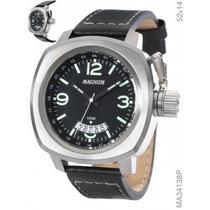 Relógio Magnum Masculino Ma34138p Garantia 1 Ano Original