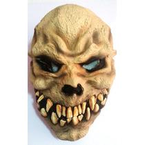 Máscara Mostro Festa Halloween Bruxa Fantasia Terror Noite