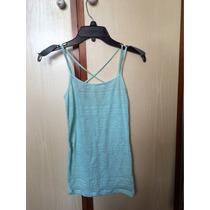 Camiseta Camisa Regata Aeropostale Feminina Original Nova