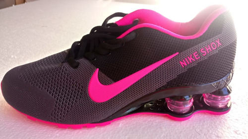 e3763bd0e Tenis Nike Shox Para Dama