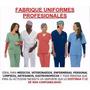 Patrones Imprimible De Uniformes Médicos Y Enfermeras