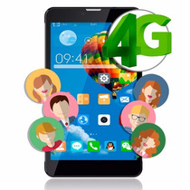 Tablet Pc Android Celular Liberada Doble Chip 4g Bluetooth