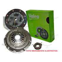 Kit De Embreagem Valeo Mercedes Benz Mb 180d