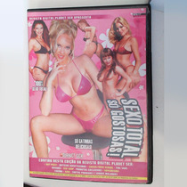 Dvd Filme Pornô Sexo Total Só Gostosas Planet Sex Original
