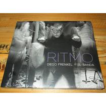 Cd Diego Frenkel Y Su Banda Ritmo