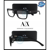 Armazon Oftalmico Armani Exchange Ax3016-8078 Matte Black