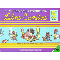 Letra Cursiva 5 - Nosty Herrero / Fernandez Editores